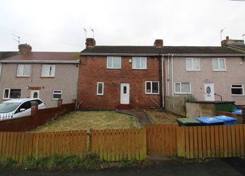 Thumbnail 3 bed terraced house to rent in Phalp Street, South Hetton, Durham