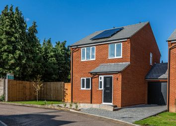 Thumbnail 3 bed link-detached house for sale in Warrens Close, Irthlingborough, Wellingborough