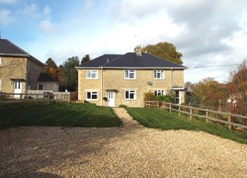 Thumbnail 4 bed semi-detached house for sale in Pen Selwood, Wincanton, Somerset