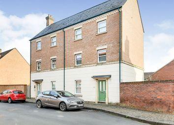 Thumbnail 2 bed flat for sale in Rylane, Swindon