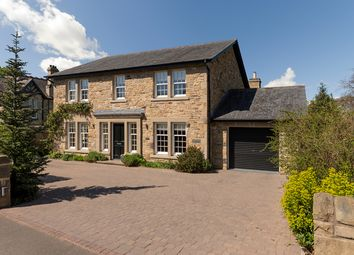 Thumbnail 5 bed detached house for sale in The Wynding, Aydon Road, Corbridge, Northumberland