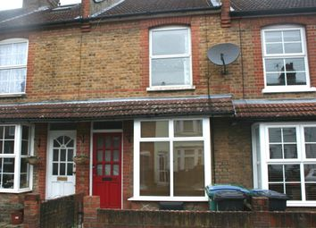 Thumbnail 2 bedroom terraced house for sale in Brighton Road, Watford