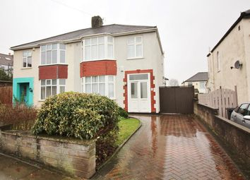 Thumbnail 3 bed semi-detached house for sale in Redhill Drive, Bristol