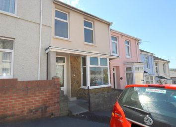 Thumbnail 3 bed terraced house for sale in Myrtle Terrace, Llanelli