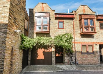 Thumbnail 3 bedroom end terrace house for sale in Waldeck Road, London