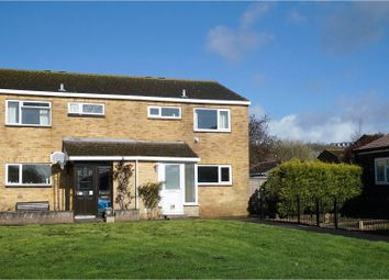 Thumbnail 3 bedroom end terrace house for sale in Evenlode Gardens, Shirehampton