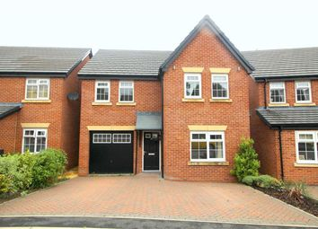 Thumbnail 4 bedroom detached house to rent in St. Edwards Chase, Fulwood, Preston
