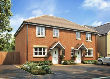 """Thumbnail 3 bedroom terraced house for sale in """"The Chester"""" at Heath Road, Coxheath, Maidstone"""