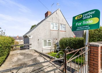 Thumbnail 2 bedroom semi-detached house for sale in Goronwy Road, Cockett, Swansea