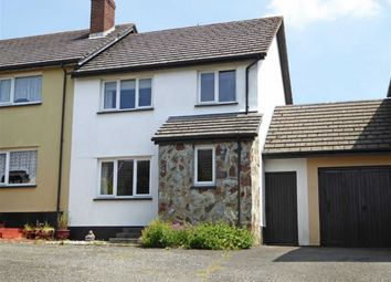 Thumbnail 3 bed semi-detached house for sale in South Street, Sheepwash, Beaworthy