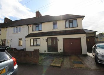Thumbnail 3 bedroom end terrace house for sale in Sheppey Road, Dagenham, Essex