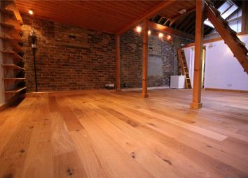 Thumbnail 1 bed flat for sale in New Wharf Road, London