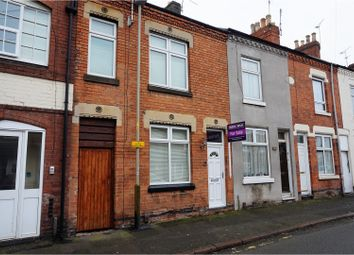 Thumbnail 3 bedroom terraced house for sale in Cavendish Road, Leicester