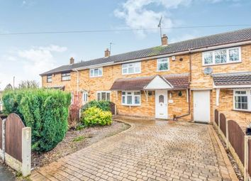 Thumbnail 3 bed terraced house for sale in Trentham Avenue, Willenhall, West Midlands