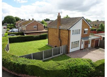 Thumbnail 3 bed detached house for sale in Cotebrook Drive, Chester