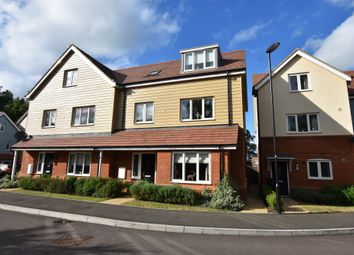 Thumbnail 3 bed semi-detached house for sale in Aurora Close, Garston Watford, Herts