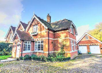 Hawkley Road, Hawkley, Liss GU33. 5 bed farmhouse for sale