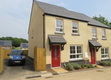 Thumbnail 3 bed semi-detached house for sale in Daisy Park, Brixton, Plymouth