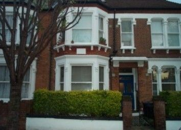 Thumbnail 1 bed flat to rent in Sainfoin Road, London