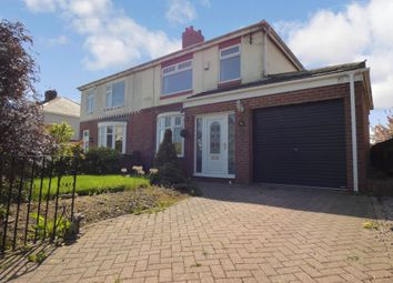 Thumbnail 3 bedroom semi-detached house for sale in West Lane, Trimdon, Trimdon Station