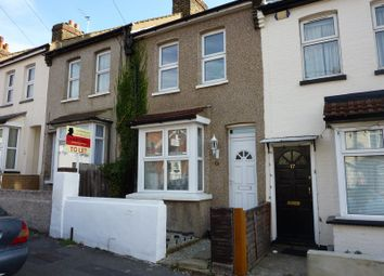 Thumbnail 2 bed terraced house to rent in All Saints Road, Gravesend