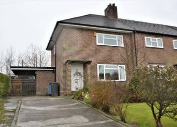 Thumbnail 2 bed end terrace house to rent in Greenfields Avenue, Appleton, Warrington