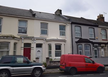 Thumbnail 3 bed terraced house for sale in St. Levan Road, Plymouth