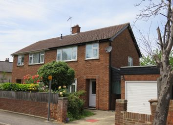 Thumbnail 3 bed semi-detached house for sale in Lacey Street, Ipswich