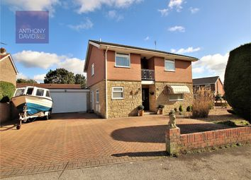 Thumbnail 4 bed detached house for sale in Holywell Close, West Canford Heath, Poole, Dorset