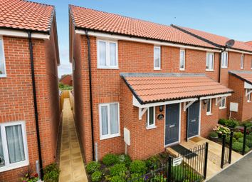 2 bed end terrace house for sale in Myrtlebury Way, Exeter EX1