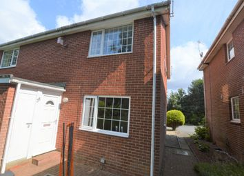 Thumbnail 1 bedroom flat for sale in Butterfield Close, Ryton