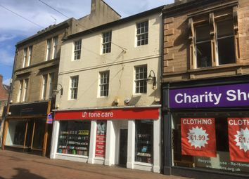 Thumbnail Retail premises for sale in 56-60 High Street, Falkirk