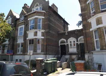 Thumbnail 1 bed flat to rent in Ingles Road, Folkestone
