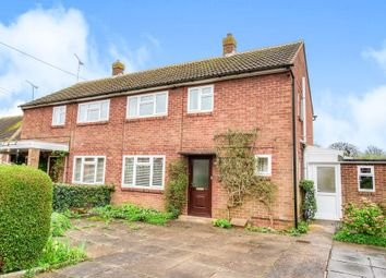 Thumbnail 3 bed semi-detached house for sale in Grange Road, Bearley, Stratford-Upon-Avon