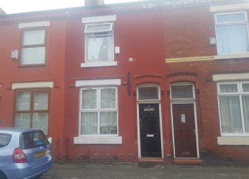 Thumbnail 2 bed terraced house for sale in Letchworth Street, Rusholme, Manchester