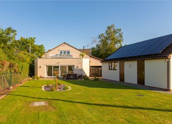 Thumbnail 5 bed detached house for sale in Madingley Road, Coton, Cambridge