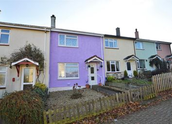 Thumbnail 2 bed terraced house for sale in Silver Way, Shobrooke, Crediton, Devon