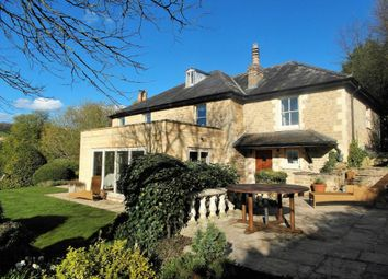 Thumbnail 4 bed detached house for sale in Cleeve Hill, Cheltenham