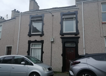 Thumbnail 4 bed terraced house for sale in St. Cybi Street, Holyhead