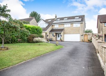 Thumbnail 7 bed detached house for sale in Cock Road, Buckland Dinham, Frome
