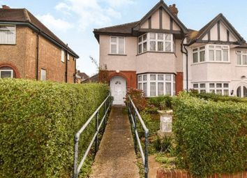 Thumbnail 4 bed semi-detached house for sale in Ridding Lane, Sudbury Hill, Harrow