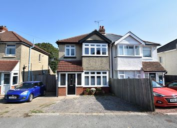 Thumbnail 3 bed semi-detached house for sale in Romsey Road, Shirley, Southampton, Hants