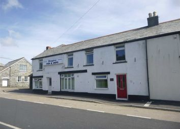 Thumbnail 3 bed terraced house to rent in High Street, Delabole, Cornwall
