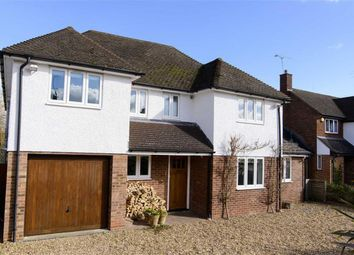 Thumbnail 4 bedroom detached house for sale in Dalkeith Road, Harpenden, Herts