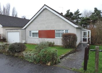 Thumbnail 3 bedroom detached bungalow for sale in Holsom Close, Stockwood, Bristol