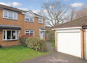 Thumbnail 3 bed semi-detached house for sale in Downscroft Gardens, Hedge End, Southampton