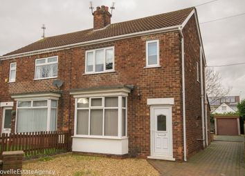 Thumbnail 3 bedroom semi-detached house to rent in Humber Crescent, Scunthorpe