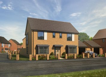 Thumbnail 1 bed detached house for sale in Meadway, Stetchford