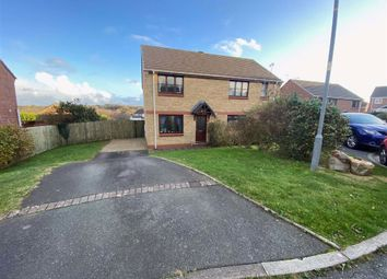 Thumbnail 2 bed semi-detached house for sale in Maple Avenue, Haverfordwest