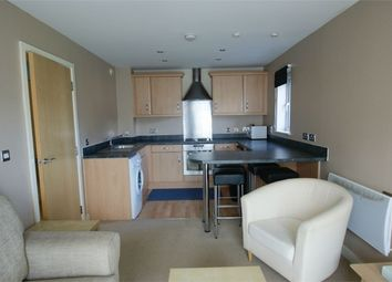 Thumbnail 1 bed flat for sale in Neptune Apartments, Phoebe Road, Copper Quarter, Pentrechwyth, Swansea